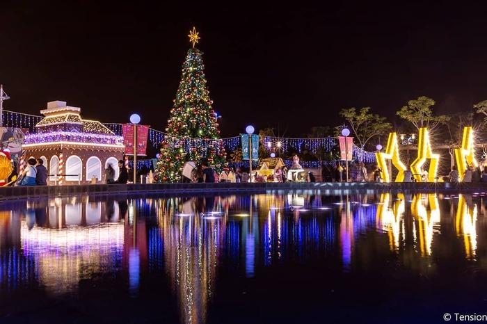 聖誕景點 聖誕市集 2020聖誕節 聖誕禮物
