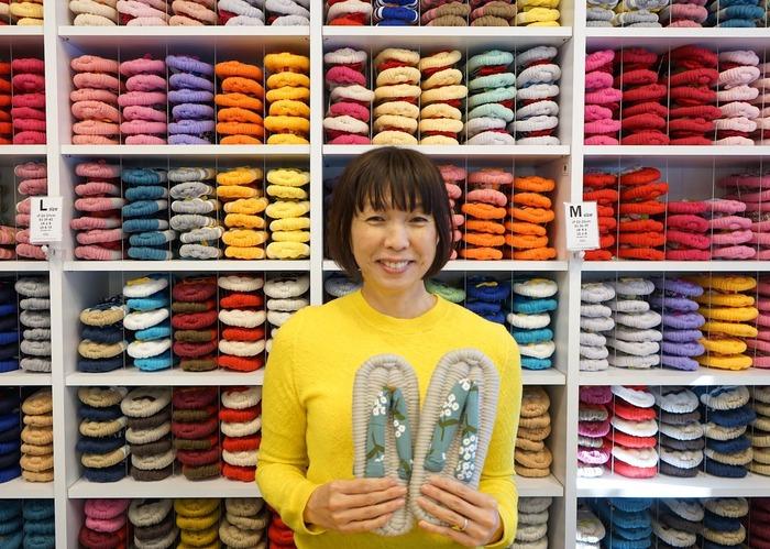 日本傳統布編鞋也能變身北歐風時尚!MERI 設計師——草本美樹專訪