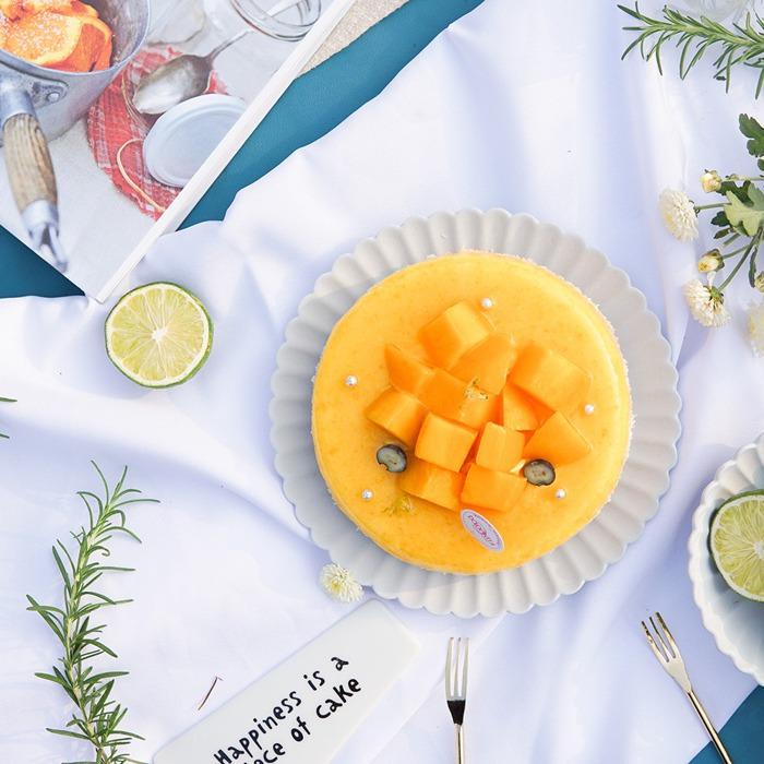 芒果甜點 推薦