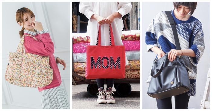 與寶寶出遊不再手忙腳亂!8 款時尚又實用的媽媽包推薦