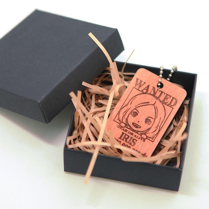 情人節禮物 客製化鑰匙圈 海賊王 插畫頭像