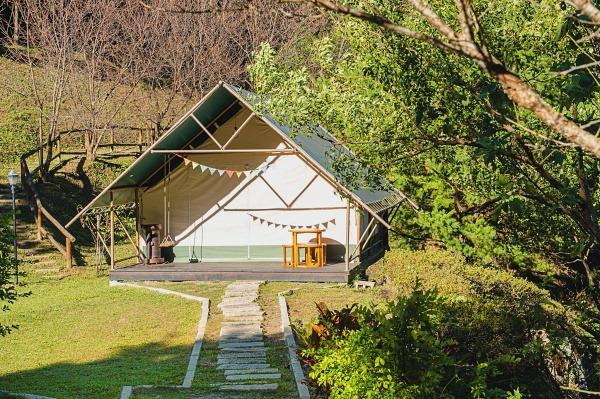 新竹橫山-野漾莊園豪華露營