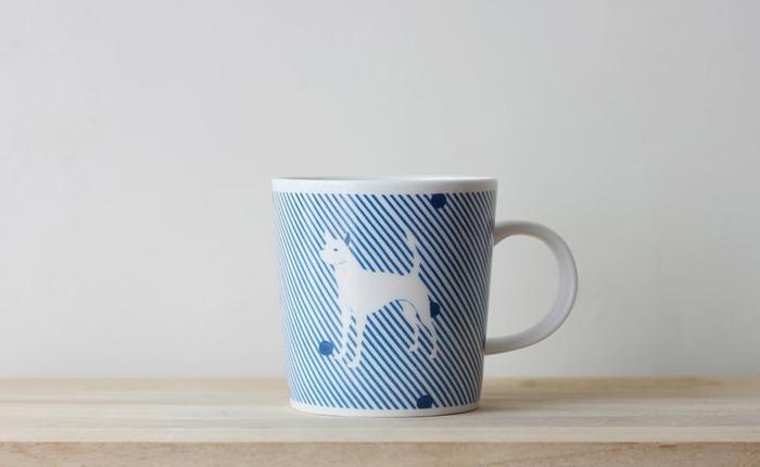 台湾のデザイナーが作った犬マグ