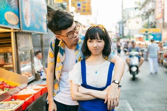 情境照 情侶 拍照 攝影方法 人像