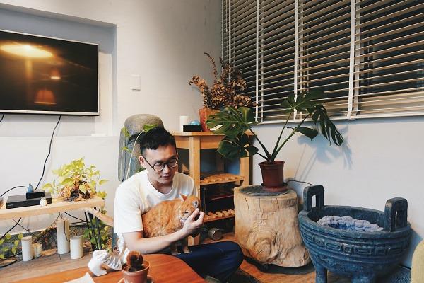 蘇三毛導演-小城植人專訪-居家植栽