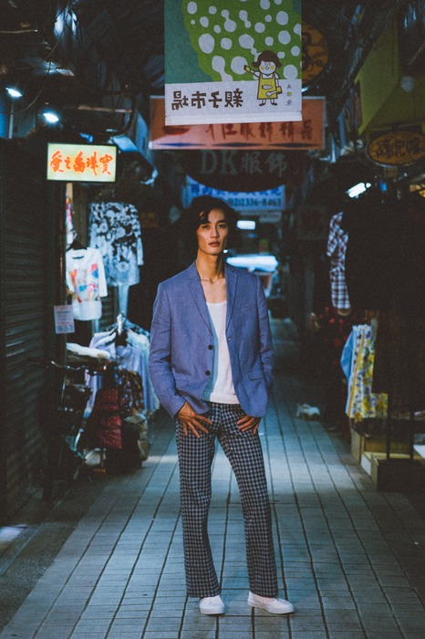 李英宏 專訪 台北直直撞