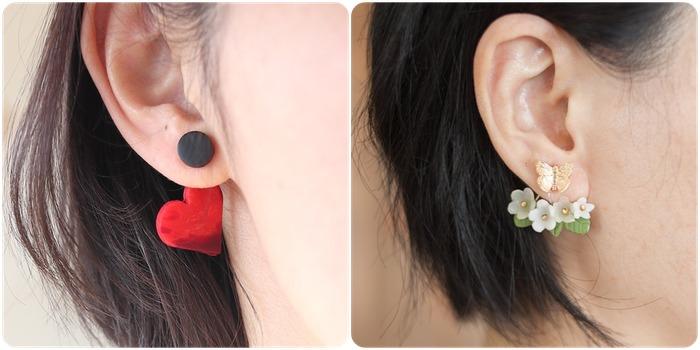 日本飾品推薦 耳環