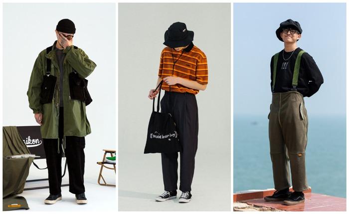男 穿搭 Pinkoi 男裝品牌