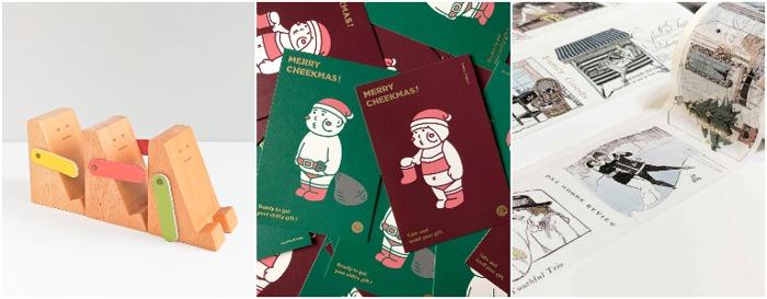 Pinkoi 聖誕節 交換禮物 推薦