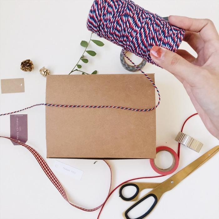 DIY 創意聖誕禮物包裝