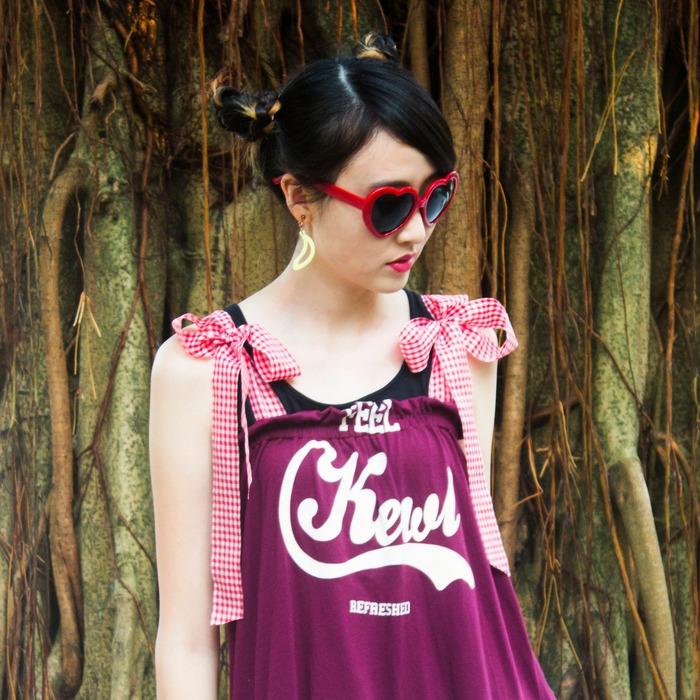 香港回收時裝 who am i 的連身裙