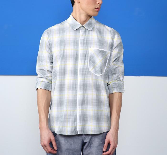 台灣環保品牌 weavism 的男襯衫
