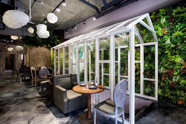 桃園-蔬食餐廳-梳子餐廳