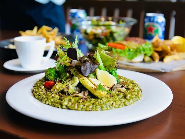 高雄蔬食餐廳-食不二蔬食餐廳
