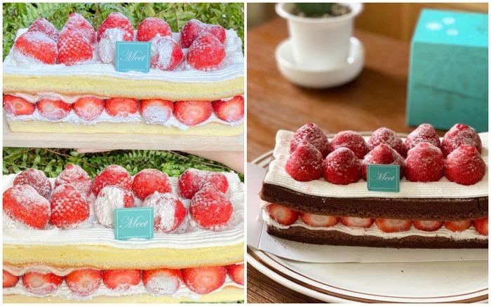 2021 草莓甜點推薦  宅配甜點