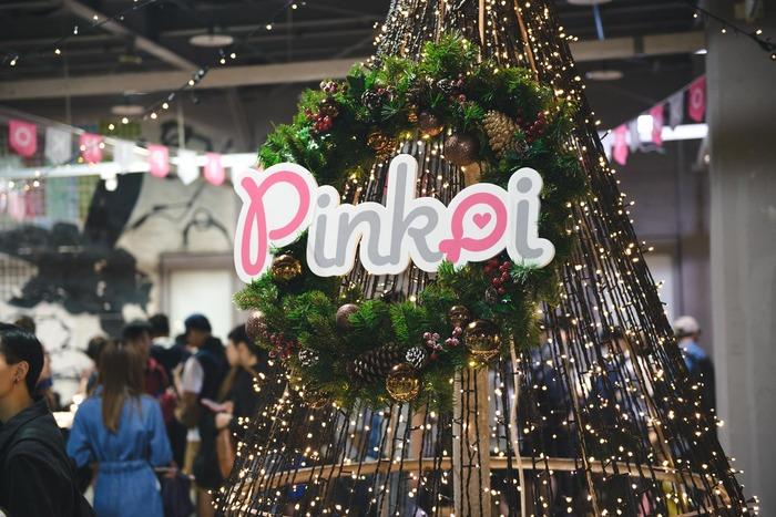 Pinkoi 品品市集 聖誕市集 聖誕樹