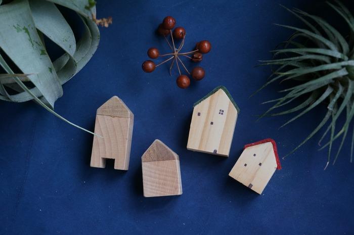 Pinkoi 品品市集 聖誕市集 現場 DIY 皮革小木屋