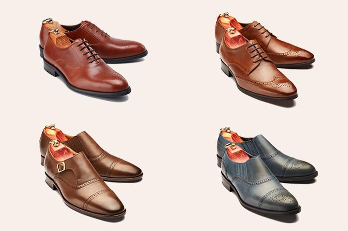 ORINGO 林果良品:雕花皮鞋的歷史與製作過程