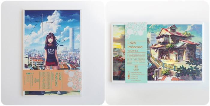 馬來西亞設計 城市 懷舊 明信片