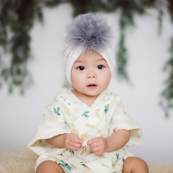 馬來西亞設計 質感 童裝 輕紗
