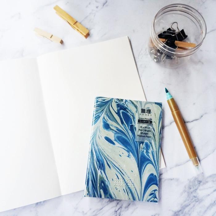 馬來西亞設計 大理石 筆記本