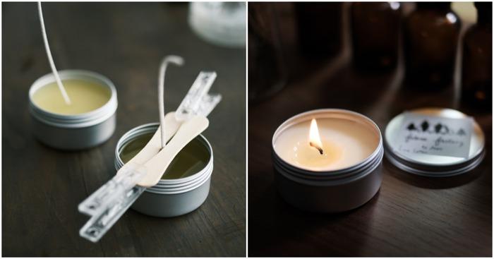 DIY 香薰蠟燭 蠟燭 香氛蠟燭 香氣
