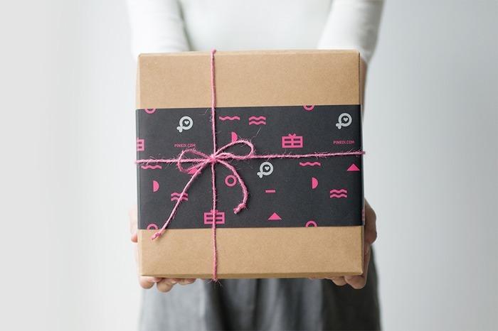 Pinkoi 禮物包裝教學