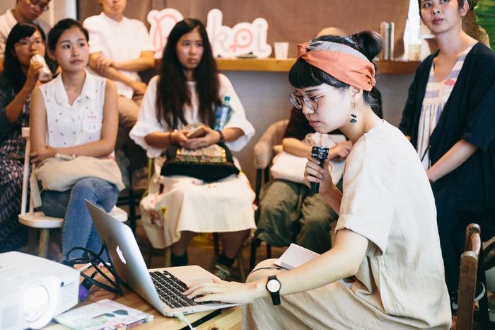 第一場 Pinkoi 桃竹苗設計師小聚活動實錄!