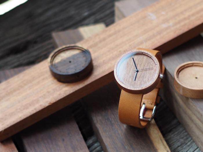楓木焦糖手錶