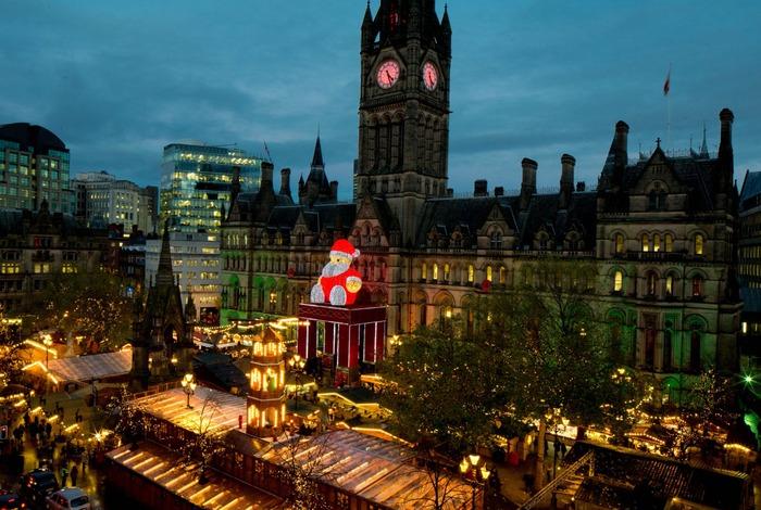 曼徹斯特聖誕市集 2020聖誕節 聖誕市集 聖誕禮物