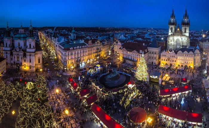 布拉格聖誕市集 2020聖誕節 聖誕市集 聖誕禮物