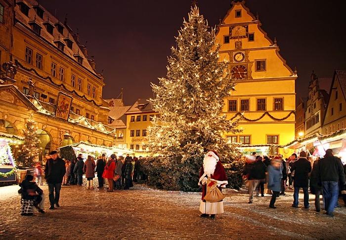 羅騰堡聖誕市集 2020聖誕節 聖誕市集 聖誕禮物