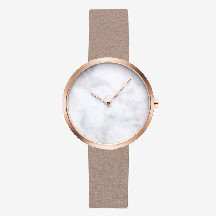 大理石手錶 女生手錶