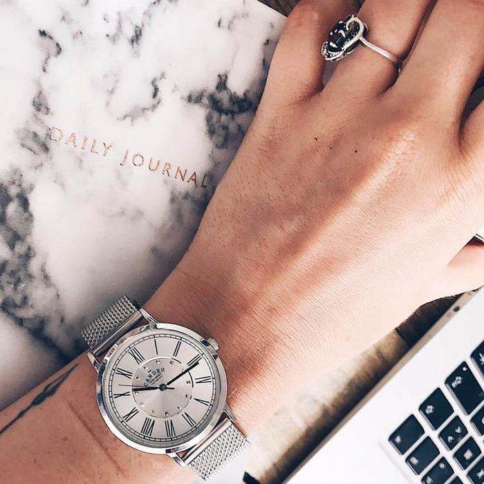 氣質英倫 女生手錶