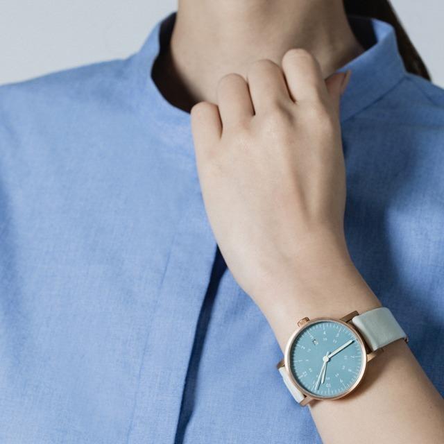 玫瑰金手錶 女生手錶