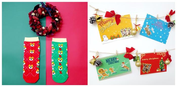 酒大多聖誕襪|酒大多聖誕小卡
