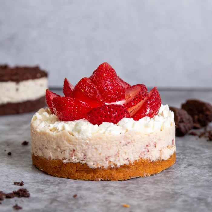 草莓季 草莓甜點 草莓蛋糕 團購 生酮蛋糕 團購零食 辦公室團購