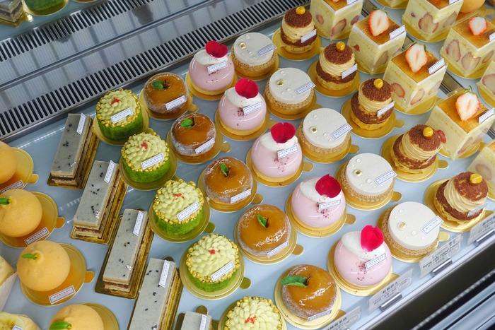 WUnique Pâtisserie 甜點櫃