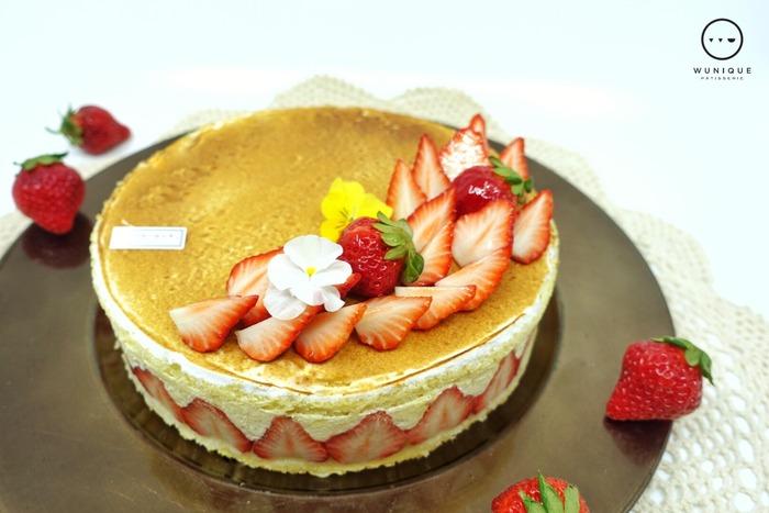 WUnique Pâtisserie 蛋糕