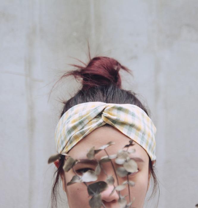 ストーリー性のあるヘアバンドの商品写真の撮影のコツ