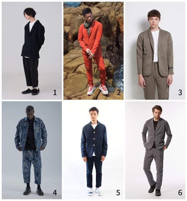 單色系西裝怎麼穿搭?【圈入準】Suit Walk 示範