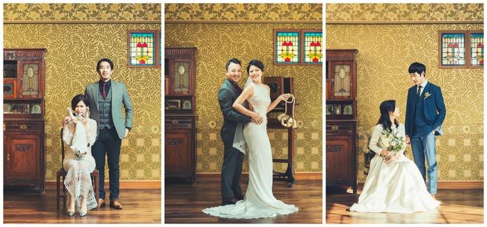 自助攝影棚 婚紗 個人寫真 沙龍 萬鏡寫真館