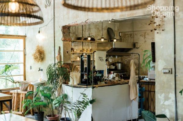陽明山-咖啡廳-郊山食間內部環境