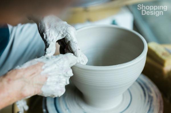 陽明山-雲森陶陶工作室-手拉胚示範
