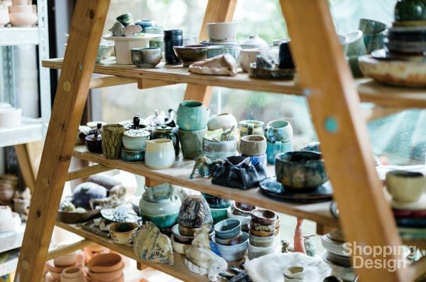 雲森陶陶工作室-陶器作品