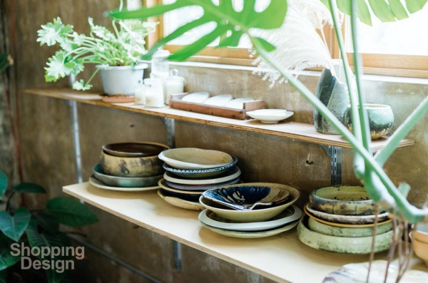 陽明山-咖啡廳-郊山食間-雲森陶陶-陶器餐具
