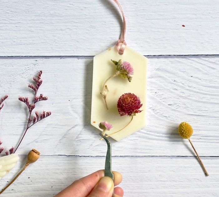 香氛產品-薰香磚-乾燥花
